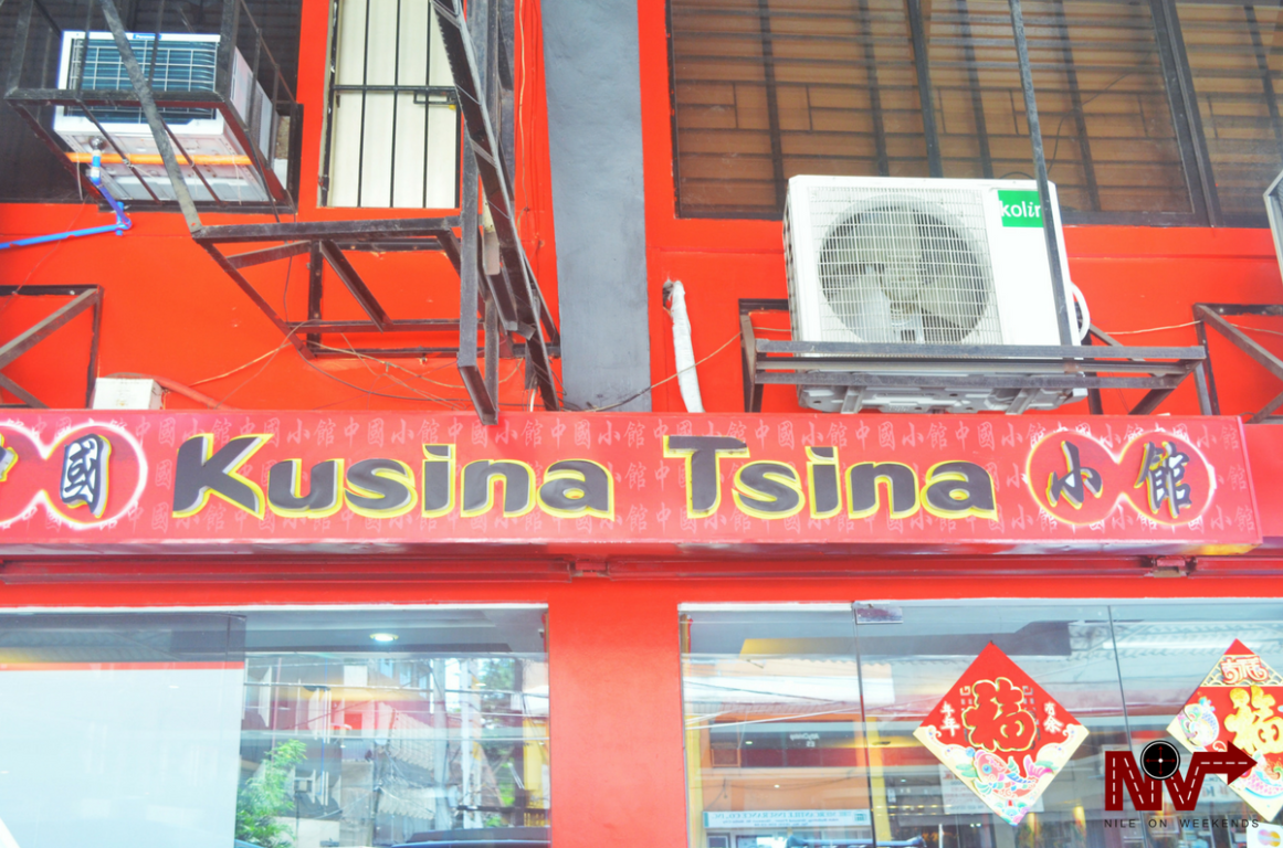 Kusina Tsina Chinese Cuisine Asian Food