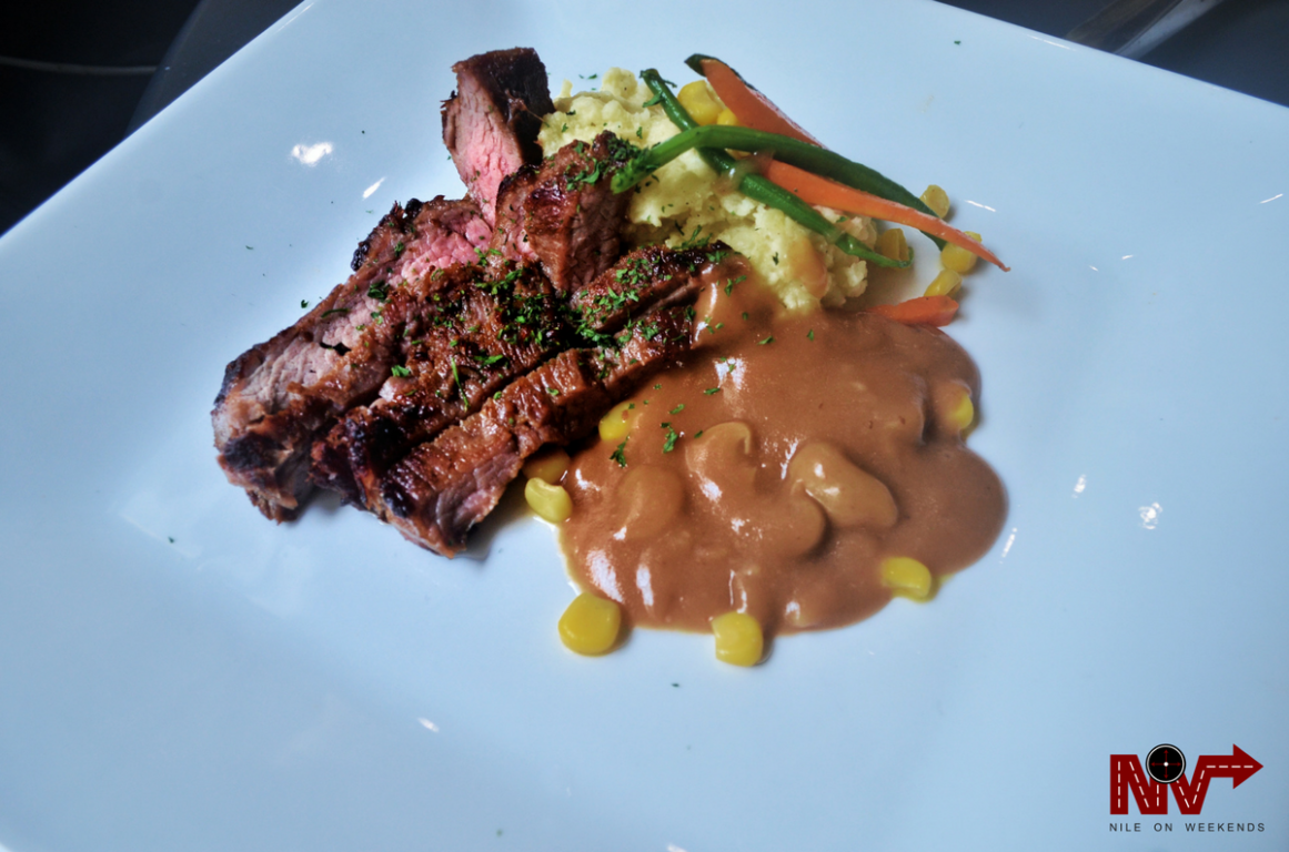 Bluejay Coffee and Co Chateaubriand Tenderloin Steak