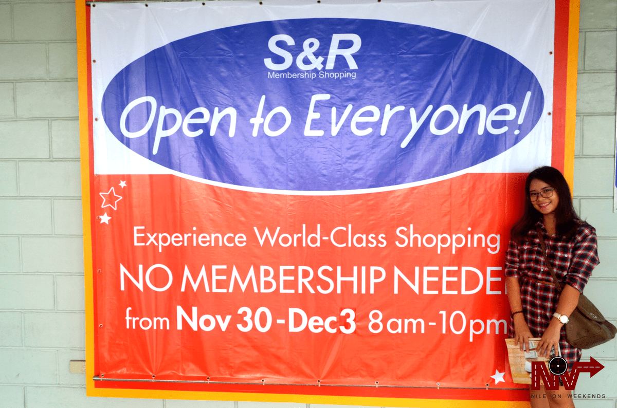 S&R Membership Shopping