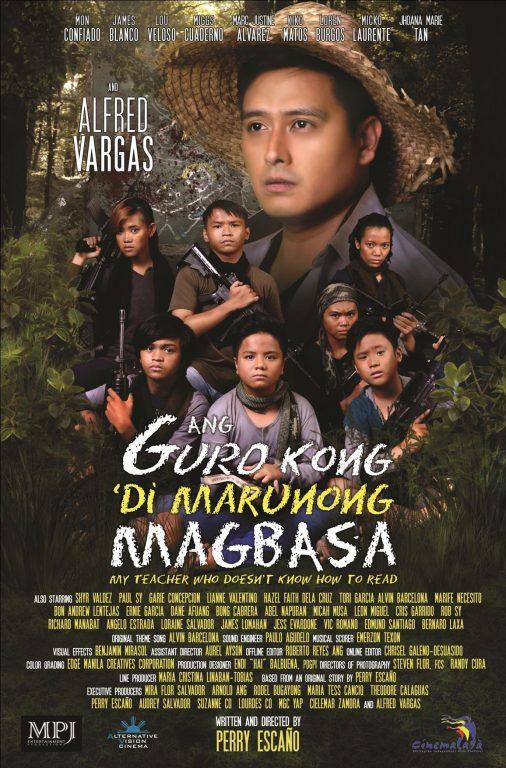 Ang Guro Kong 'Di Marunong Magbasa