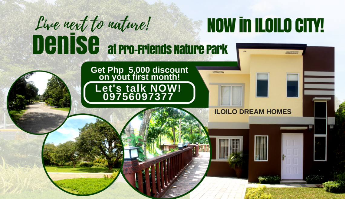 Pro friends Denise Nature Park Iloilo