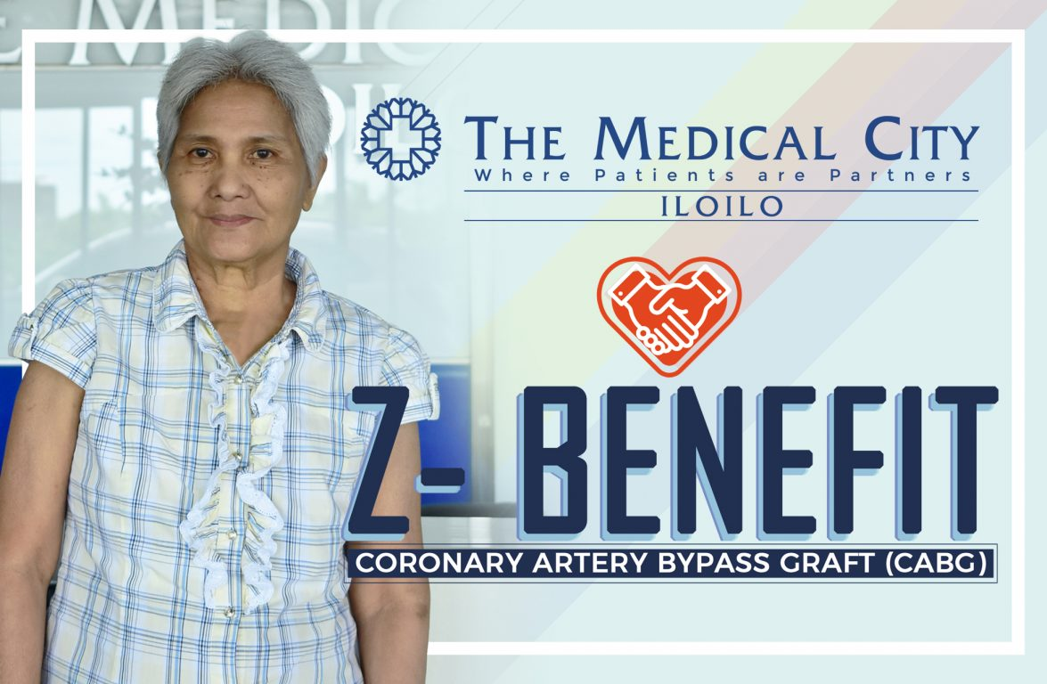 Z-Benefit CABG The Medical City Iloilo