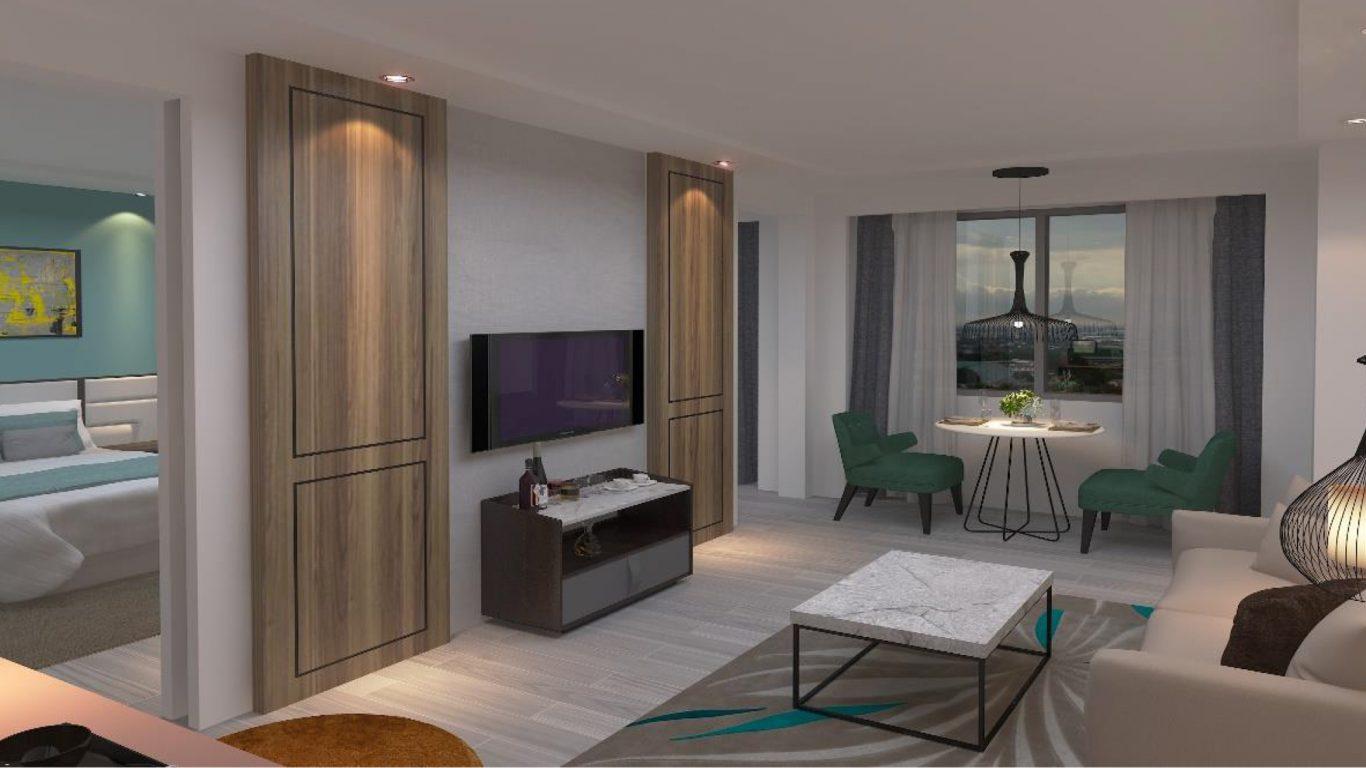 Belmont Hotel - Executive suite
