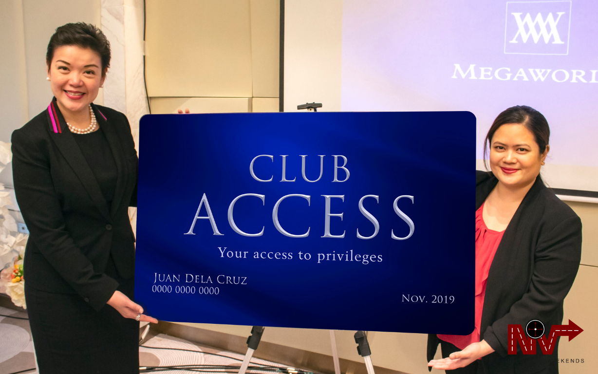 Megaworld's Access Card