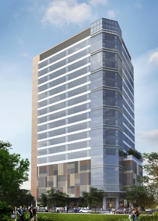 Megaworld International Corporate Plaza