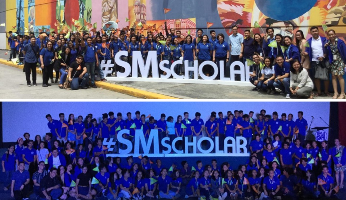 SM Foundation SM Scholars
