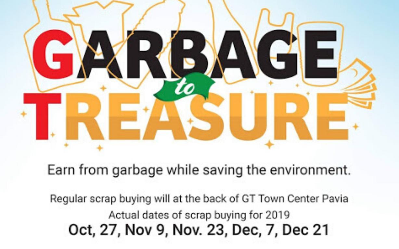 Garbage To Treasure