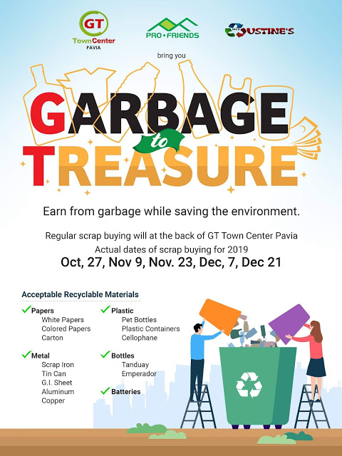 Garbage To Treasure
