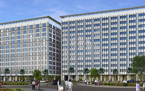 Megaworld New Office Towers in Iloilo