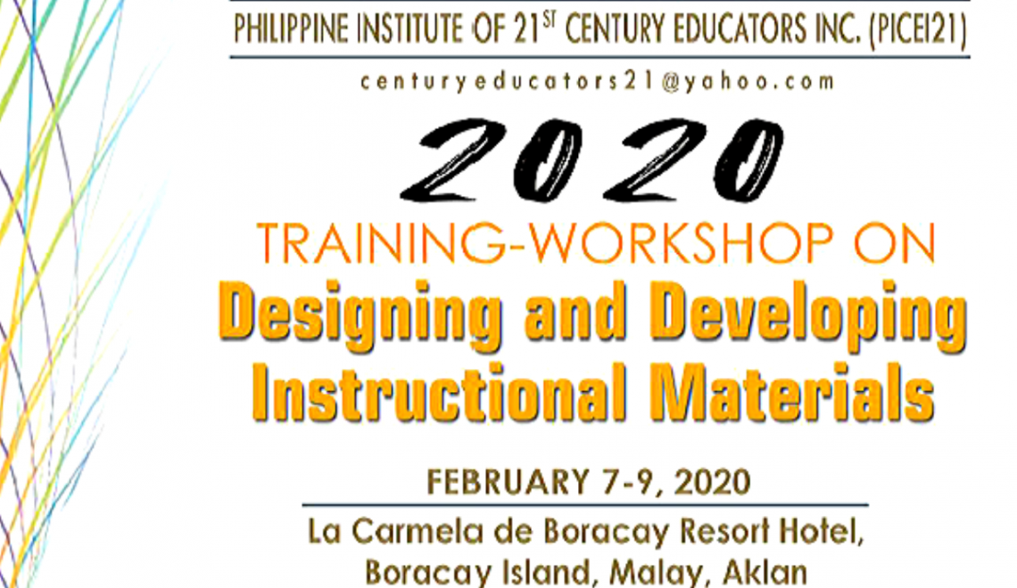 PICEI21 Philippine Institute of 21st Century Educators Inc.