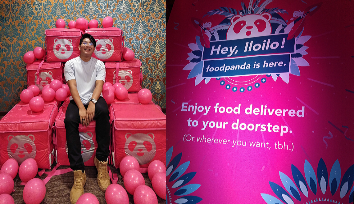 FoodPanda in Iloilo