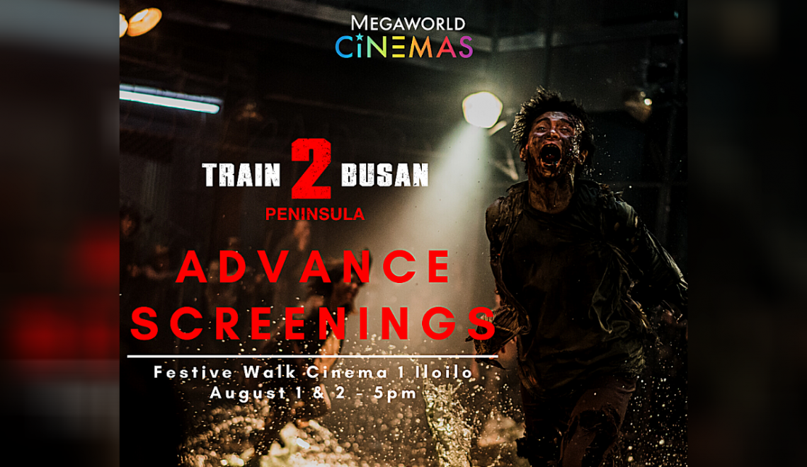 Festive Walk Mall Cinemas Iloilo Business Park Train to Busan Feature Image