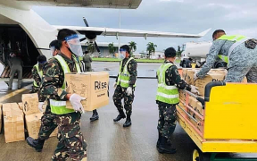 RISE ACEPH AC Energy Philippines Relief Packs Iloilo City Feature