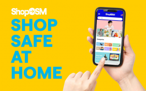 SM Shop Safe at Home Feature Image